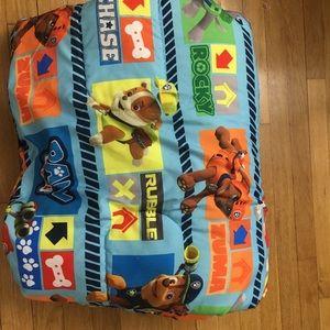 Nickelodeon Paw Patrol Reversible Comforter- twin